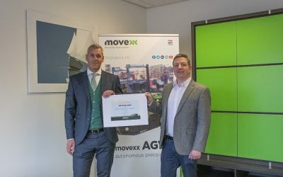 Novotransz is AGV-certified!